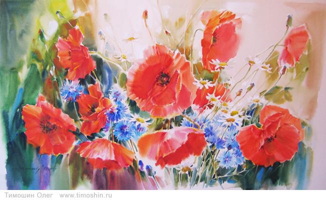 Картина нежные цветы год создания 2010