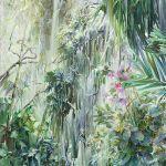 Картина Waterfalls