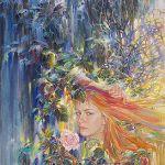 Картина Мария