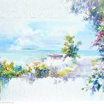 Картина Under the sun of Italy
