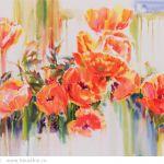 Картина Poppies