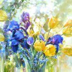 Картина Весна. Лето