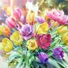 живопись: Spring March