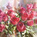 Чувственность. Розы