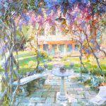 Картина Итальянская весна