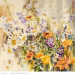 Картина Summer flower