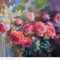 Roses. Summer