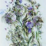 Картина Spring. Irises