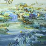 Картина Омут
